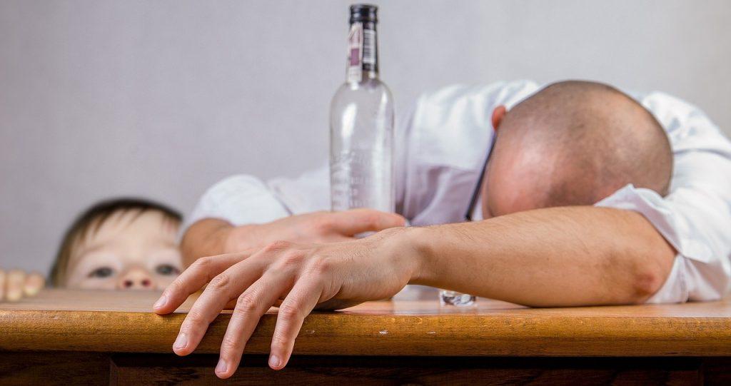「酒は100%毒だと知る」のイメージ画像です